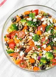 Best Pasta Salad by Healthy Pepperoni Pasta Salad