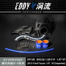high performance ford focus for 2013 ford focus 1 6t st high performance eddystar carbon fiber