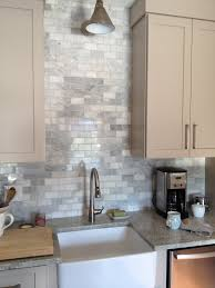 Marble Backsplash Kitchen Loft U0026 Cottage The Marble Backsplash