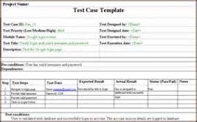 software testing checklist template excel job resume education