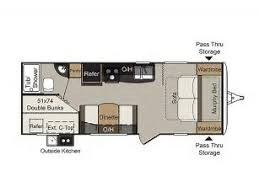 Jayco Travel Trailers Floor Plans by 2018 Jayco Jay Flight Slx 224bh New Carlisle Oh Rvtrader Com