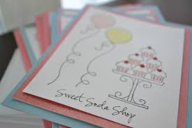 How To Make Handmade Invitation Cards How To Make Hand Stamped Invitations Handmade Party Invitations