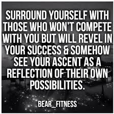 Positive Meme Quotes - surround yourself with positive people quotes sayings pictures 013