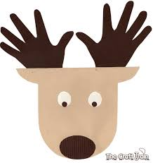 30 images of reindeer face template infovia net