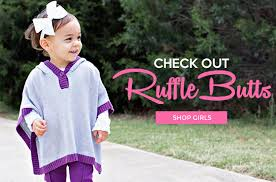 Rugged Boy Ruggedbutts Baby Boy Bloomers Toddler Tshirts Infant Clothing