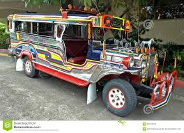 jeepney philippines philippine jeepney editorial stock image image 94254519