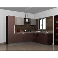 wooden kitchen design l shape l kitchen design