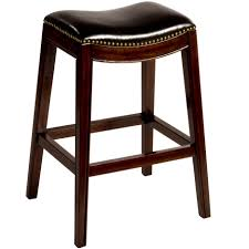 bar stools low back swivel bar stools leather backless bar