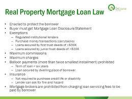 california real estate finance fesler u0026 brady 10th edition ppt