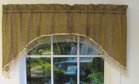 Antique Satin Valances by Window Toppers Curtains Valances The Curtain Shop
