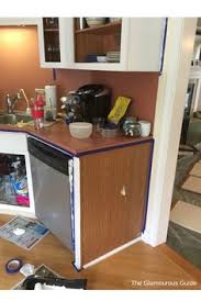 Diy Kitchen Cabinets Makeover Diy Kitchen Cabinet Makeover How To Paint Over Your Formica