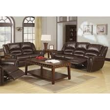 Brown Bonded Leather Sofa Bonded Leather Sofas Couches U0026 Loveseats Shop The Best Deals
