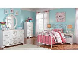 Headboard Footboard Korabella Metal Princess Bedroom 5pc Bedroom Set Princess
