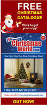 Christmas Outdoor Decorations Clearance Uk by Clearance Range Of Christmas Decorations Uk Christmas World