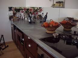 plan de travail cuisine en zinc plan de travail cuisine en zinc table cuisine avec plateau zinc