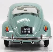 volkswagen bug light blue sun star 05209 scale 1 12 volkswagen beetle saloon 1961 very