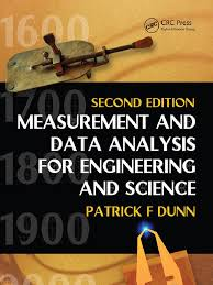 measurements and data analysis for engineering and science