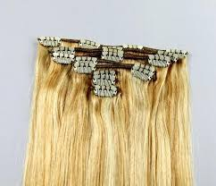 tressmatch hair extensions ginger blonde highlights extensions remy human hair 20 inch