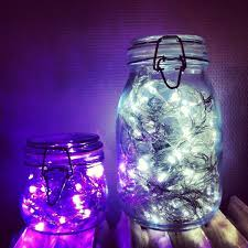how to make mason jar lights with christmas lights christmas crafts using mason jars cool christmas light made using