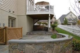 fabulous patio under deck ideas 1000 ideas about under decks on