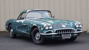 59 corvette convertible cool 1959 corvette convertible