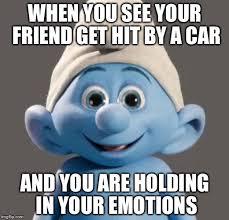 Baby Smurf Meme - awesome smurf meme meme generator imgflip
