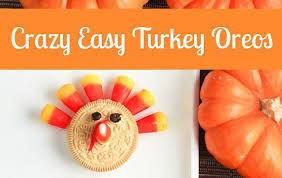 recipe easy thanksgiving turkey cookie