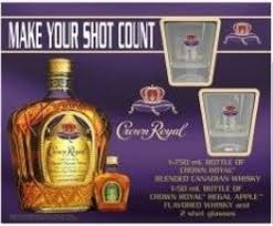 crown royal gift set store home page