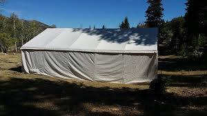 wall tents brian u0027s canvas in clearfield ut