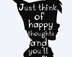 happy thoughts svg etsy
