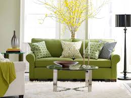 living room bright green living room brown couch living room