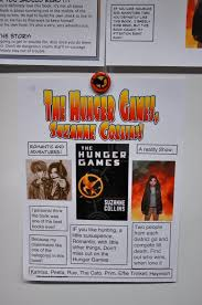 hunger games lessons hunger games projects encourage creativity