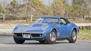 1968 l88 corvette 1968 chevrolet corvette l88 convertible s188 indy 2012