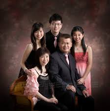 Family Portrait Family Photo Studio Singapore Singapore Photography Studio