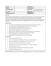 Contract Administration Job Description 47 Job Description Templates U0026 Examples Template Lab