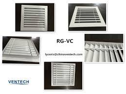 Decorative Return Air Grill Hvac Return Grille Aluminum Return Diffuser Conditioning Air