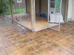 How Much Is A Stamped Concrete Patio by Solomon Colors