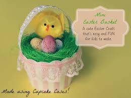 mini easter basket craft paging fun mums