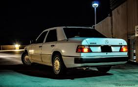 1990 mercedes benz 300e 2 6 review rnr automotive blog