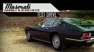 classic maserati ghibli maserati ghibli 4 9 ss 1972 full test drive in top gear v8