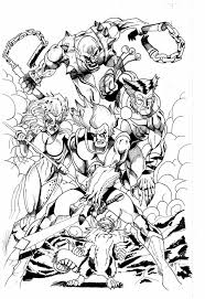 thundercats ink by legacyone1978 on deviantart