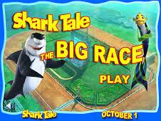 shark tale games friv games
