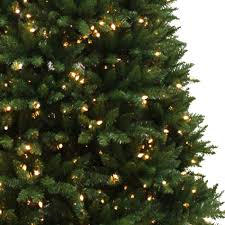 christmas at winterland warm white prelit christmas trees 9 foot