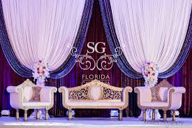 indian wedding decorators in atlanta ga suhaag garden weddings florida indian wedding decorator