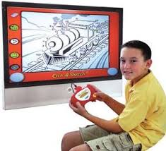 bookofjoe u0027turn your tv into a giant etch a sketch u0027