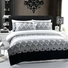 Walmart Black And White Bedding Queen Size Duvet Covers U2013 De Arrest Me