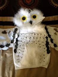 this is my halloween costume this year a great horned owl