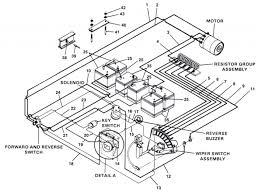 wiring diagram 36 volt ez go an ez go electric wiring diagram ez