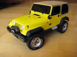 jeep tamiya 58141 jeep wrangler from joe cool showroom my yellow yj tamiya