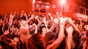 circoloco an underground halloween dance party
